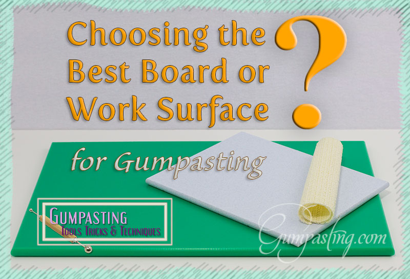 {Choosing the Best Non-Stick Board or Work Surface}